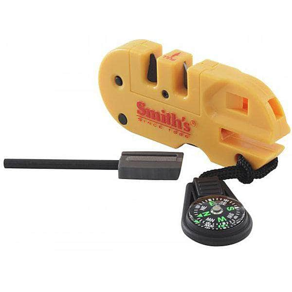 Smiths Pocket Pal X2 Knife Sharpener and Survival Tool S-50364
