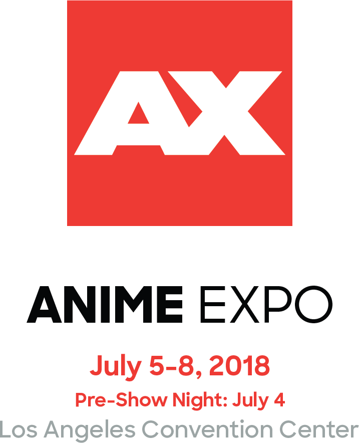 Visit us at Anime Expo 2018 - Los Angeles Convention Center