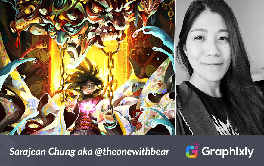 CSP Featured Artist: Sarajean Chung