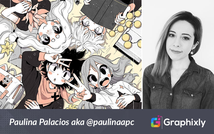 CSP Featured Artist: Paulina Palacios