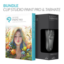 CLIP STUDIO PAINT PRO & TABMATE BUNDLE