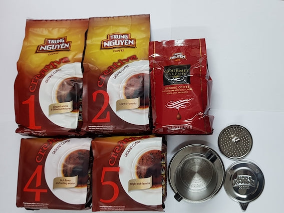 Vietnamese Coffee Variety pack R599