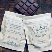 Crunch Bar Limited Edition Cru Bom Raw Chocolates - Quadrado {square} Bar