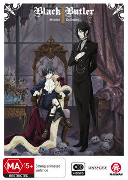 Black Butler - Season 01