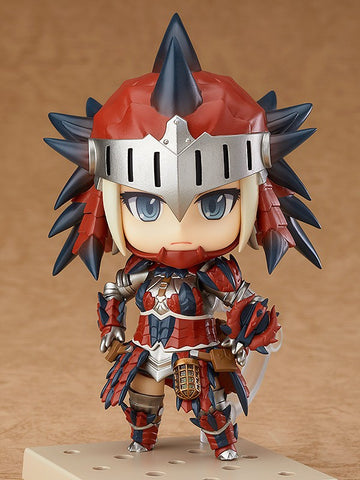 Nendoroid 993 - Female Hunter: Rathalos Armor Edition
