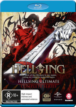 Hellsing Ultimate Complete Series