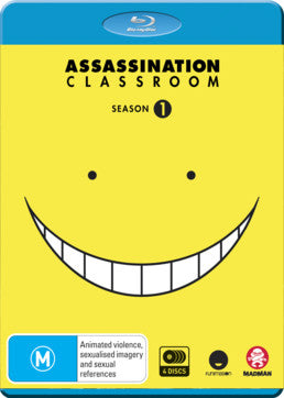 Assassination Classroom - Season 01