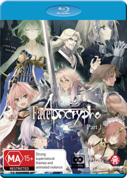 Fate/Apocrypha Part 1