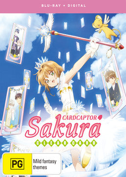 Cardcaptor Sakura - Clear Card Part 1