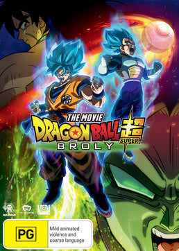 Dragon Ball Super - The Movie: Broly