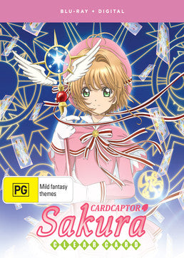 Cardcaptor Sakura - Clear Card Part 2