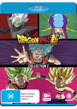 Dragon Ball Super: Collection 2