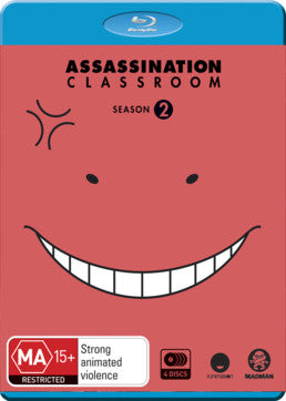 Assassination Classroom - Season 02
