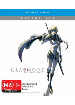 Claymore - Complete Series