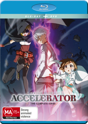 A Certain Scientific Accelerator - Complete Series