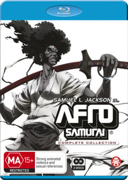 Afro Samurai Complete Collection
