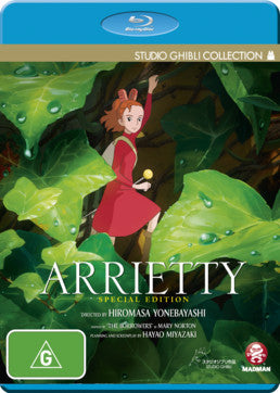 Arrietty Special Edition