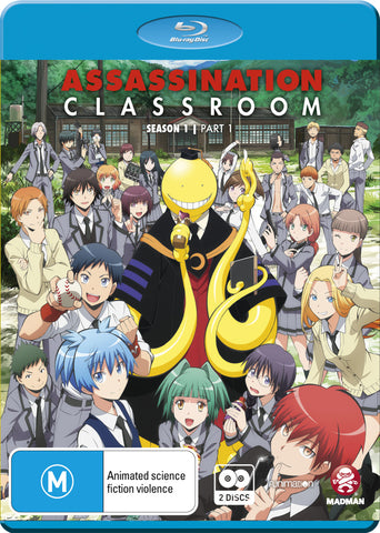 Assassination Classroom - Part 1