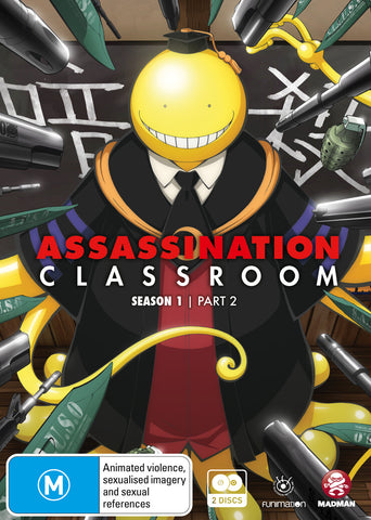 Assassination Classroom - Part 2