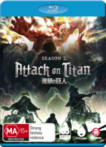 Attack on Titan: Season 02 (Episodes 1-12)
