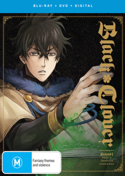 Black Clover - Season 1 Part 2
