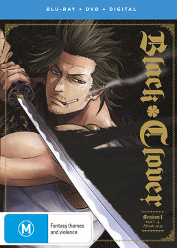 Black Clover - Season 1 Part 4