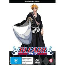 Bleach: Shinigami Collection 01 (Episodes 1-41)