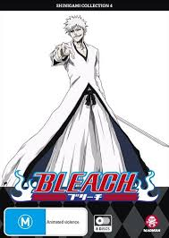 Bleach: Shinigami Collection 04 (Episodes 122-167)