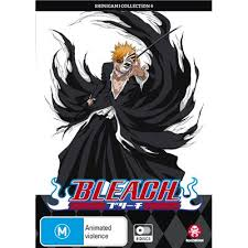 Bleach: Shinigami Collection 06 (Episodes 218-267)