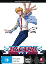 Bleach: Shinigami Collection 08