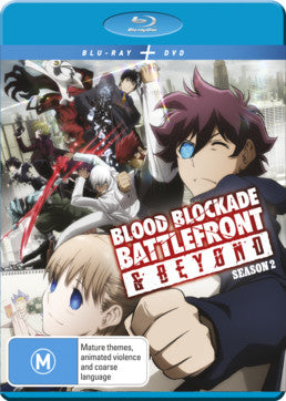 Blood Blockade Battlefront & Beyond (Season 2)