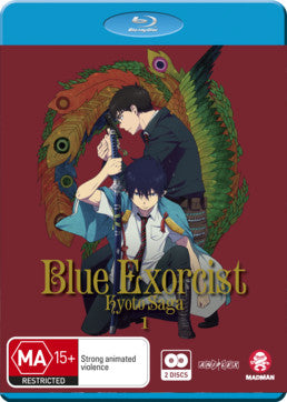 Blue Exorcist - Kyoto Saga Vol. 1