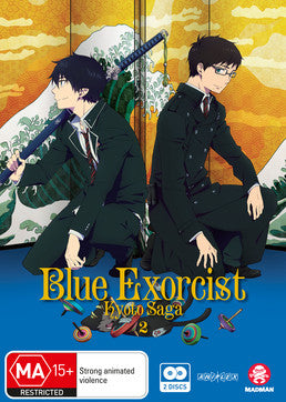 Blue Exorcist - Kyoto Saga Vol. 2