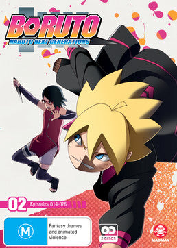 Boruto: Naruto Next Generations Part 2