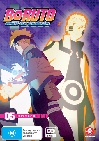 Boruto: Naruto Next Generations Part 5