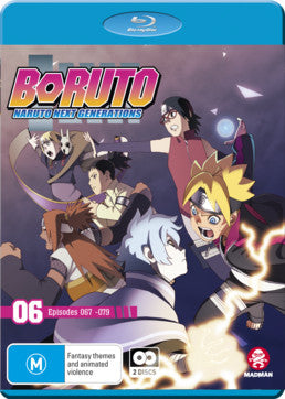 Boruto: Naruto Next Generations Part 6