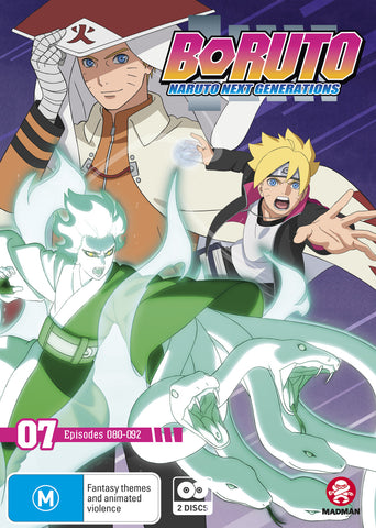 Boruto: Naruto Next Generations Part 7