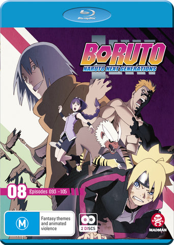 Boruto: Naruto Next Generations Part 8