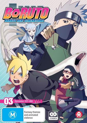 Boruto: Naruto Next Generations Part 3