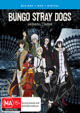 Bungo Stray Dogs - Season 3