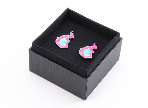 Promare - Blurnish Flare Clip-On Earings