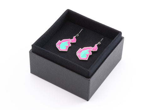 Promare - Blurnish Flare Earings