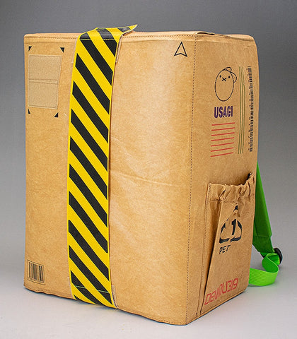 Cardboard Box Design Backpack