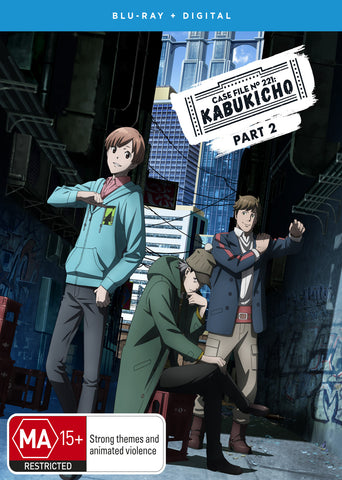 Case File No 221: Kabukicho - Season 1 Part 2