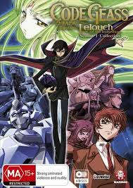 Code Geass: Lelouch of the Rebellion - Season 1 (Slimpack)