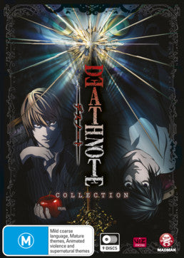Death Note Collection (Fatpack)