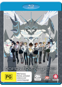 Digimon Adventure Tri. Complete Series