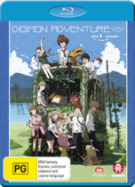 Digimon Adventure Tri.: Part 01 - Reunion