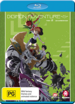 Digimon Adventure Tri.: Part 02 - Determination