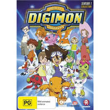 Digimon: Digital Monsters: Season 01 Collection